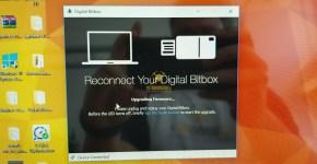 Digital BitBox Application Reconnect