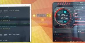 EVGA GTX 1070 Ti Ethereum Dual Mining Blake2s Hashrate Overclock