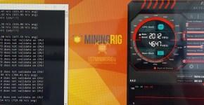EVGA GTX 1070 Ti Monero CryptoNightV7 Mining Hashrate