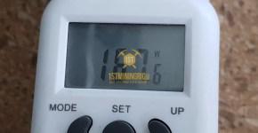EVGA GTX 1070 Ti Zcash Equihash Mining Power Draw
