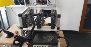 Gigabyte GTX 1080 Ti 3x GPU Mining Rig 4