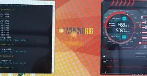 Gigabyte GTX 1080 Ti Ethereum Dual Mining Blake2s Hashrate Overclock