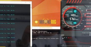 Gigabyte GTX 1080 Ti Ethereum Mining Hashrate OhGodAnETHlargementPill