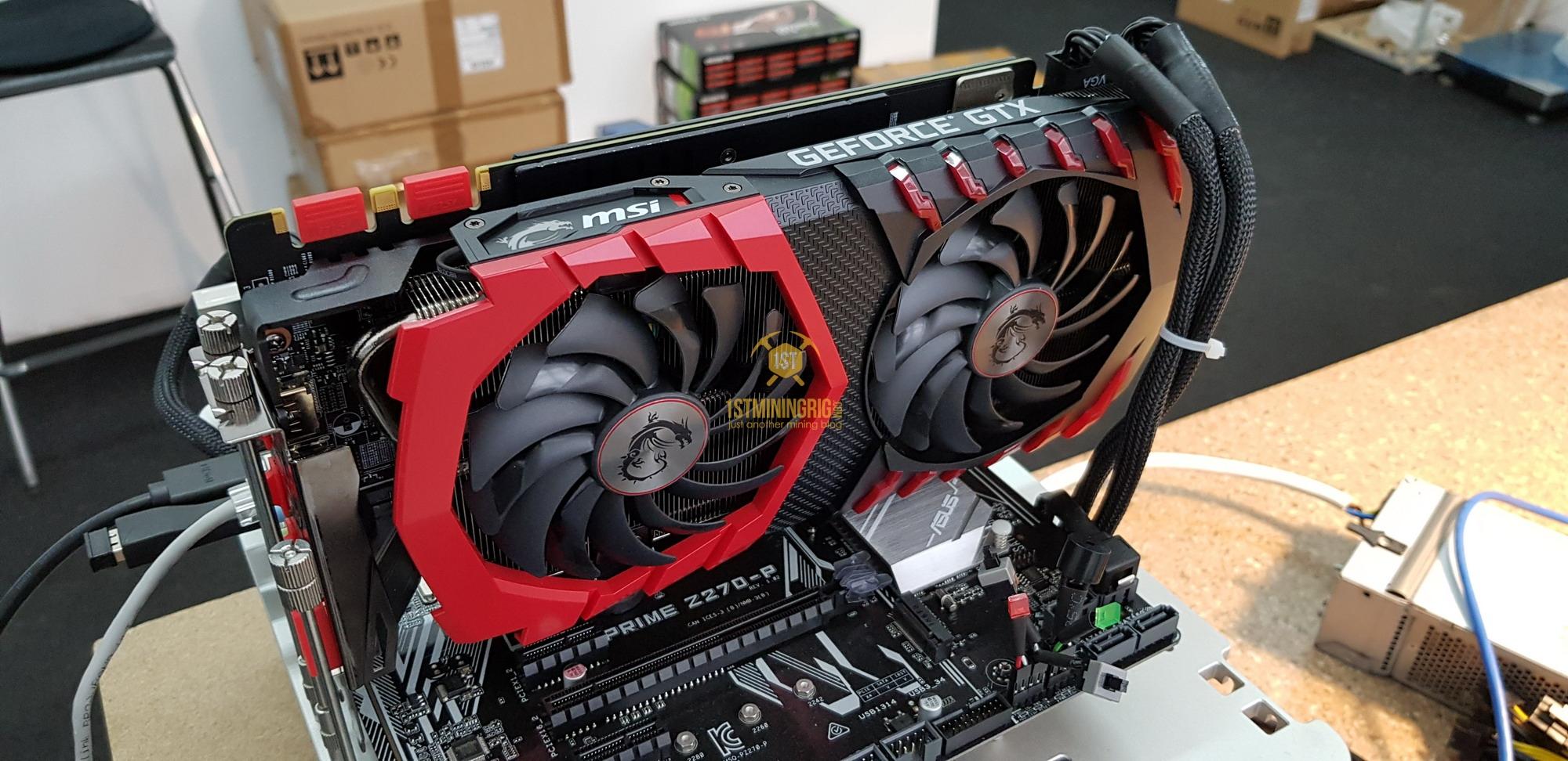 Geforce Gtx 1080 Gaming X 8g Mining   Jidigame co