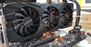 MSI GTX 1080 Ti Mining Hashrate Benchmark 2