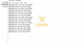 lux wallet appdata lux.conf nodes