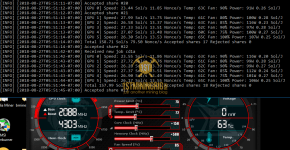 Gigabyte GTX 1060 6GB Bminer Equihash 144.5 Bitcoin Gold Mining Hashrate