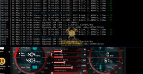 Gigabyte GTX 1070 Ti z-Enemy Timetravel Machine MAC Mining Hashrate