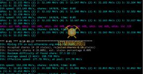 PhoenixMiner RX 580 8GB Ethereum Mining Hashrate Ethash