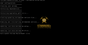 akroma masternode setup 7