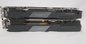 Gigabyte RTX 2080 vs 2080 Ti Size 2