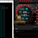 GTX 1060 6GB ProgPow Mining Hashrate TDP 90% with Overclock