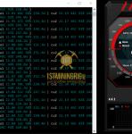GTX 1080 Ti ProgPow Mining Hashrate TDP 100% Stock Clocks