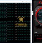 GTX 1080 Ti ProgPow Mining Hashrate TDP 100% with Overclock