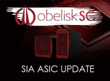 Obelisk SC1 Slim Gen 2 SIA Miner SCAM Or Hidden GEM