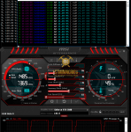 RTX 2080 ProgPow Mining Hashrate TDP 55% with Overclock