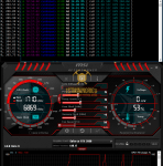 RTX 2080 ProgPow Mining Hashrate TDP 75% Stock Clocks