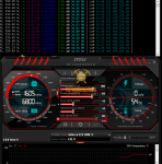 RTX 2080 Ti ProgPow Mining Hashrate TDP 100% Stock Clocks