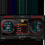 RTX 2080 Ti ProgPow Mining Hashrate TDP 50% Stock Clocks