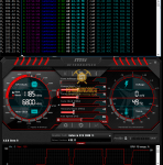 RTX 2080 Ti ProgPow Mining Hashrate TDP 70% Stock Clocks