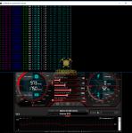 RX 580 4GB ProgPow Mining Hashrate TDP -30% Stock Clocks