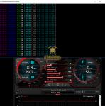RX 580 4GB ProgPow Mining Hashrate TDP -30% With Overclock