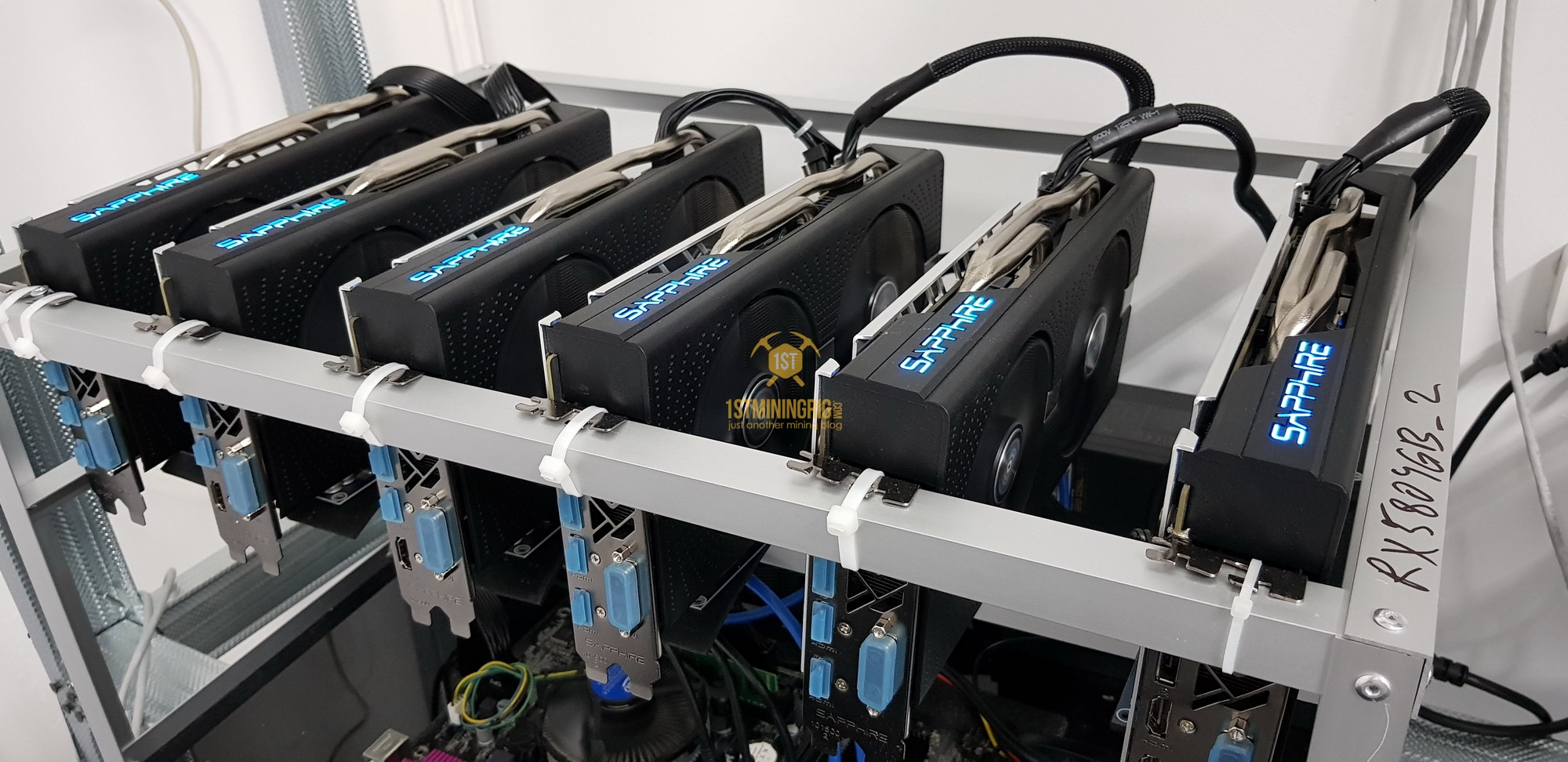 How to Mine Beam With Nvidia and AMD GPU - 1st Mining Rig