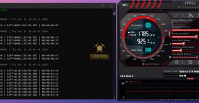 gigabyte rtx 3080 nexus nexushash mining hashrate stock