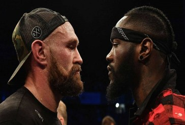 Fury And Wilder Fight Ends in A Draw, A Rematch Likely