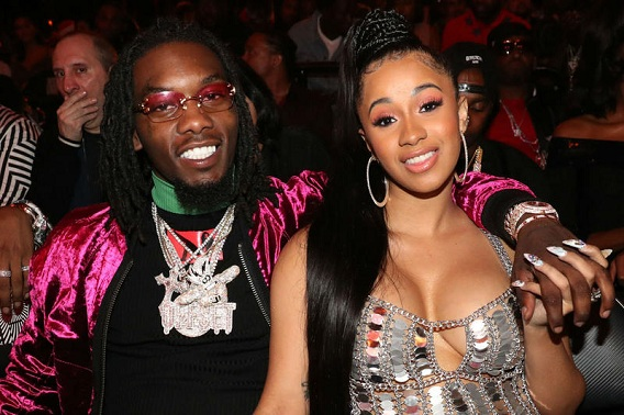 Cardi B celebrates 2nd marriage anniversary with Offset