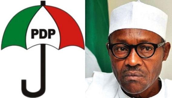 PDP claims rift amongst Buhari's cabinet reason for 'economic degradation'