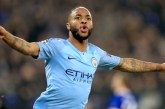 Sterling nets hat-trick as City thrash Brighton 5-0