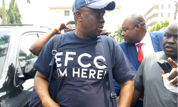 Fayose accuses Magu of allegedly selling confiscated properties to cronies, demands investigation