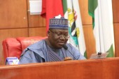 Lawan reveals rationale for Senate's approval of Sexual Harassment Bill