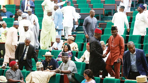 Insecurity: Declare state of emergency, Reps tell FG