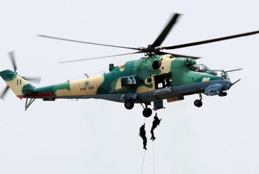 Air strikes kill 200 bandits in Katsina, Zamfara