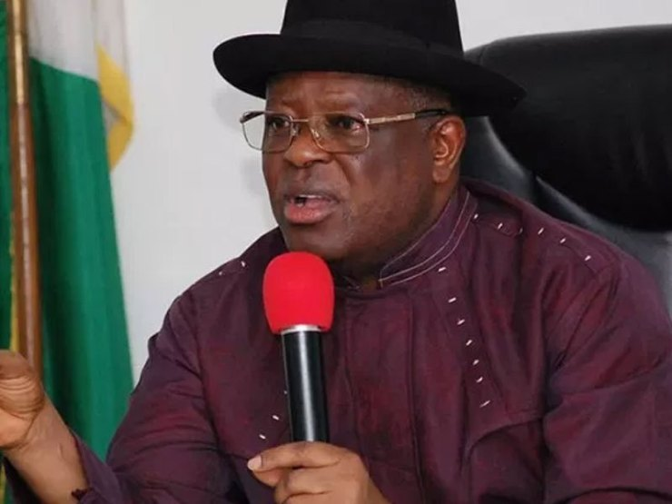 COVID-19: Umahi tests positive to virus