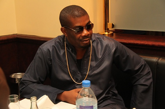 Don Jazzy recovers from serious illness