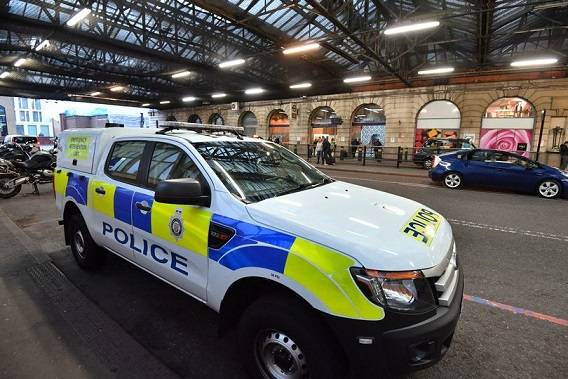 Violence, sex crime and theft all increase on UK train network