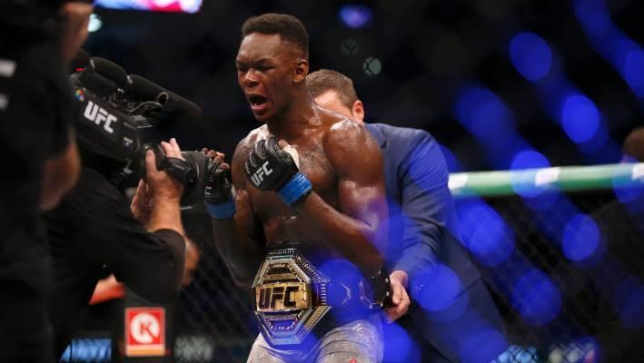 Nigerian Israel Adesanya knocks out Whittaker to emerge