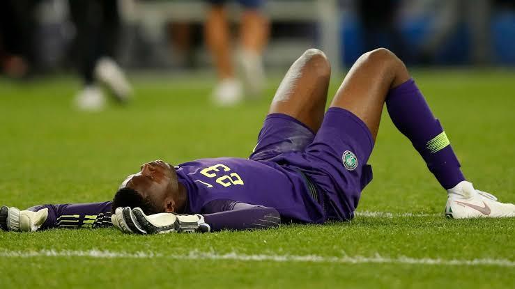 Uzoho injured