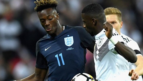 Abraham reveals England will stop match if subjected to racism