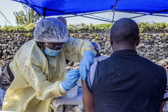 The world finally has an approved vaccine against Ebola