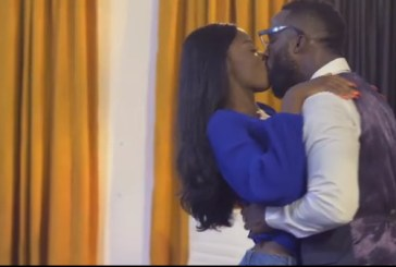 Diane Russet speaks about her kissing scene with Iyanya