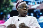 Obasanjo urges youth to displace old generation from power