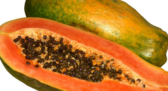 Health benefits of papaya on your skin and hair