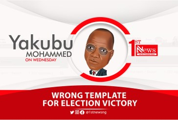 Wrong template for election victory - Yakubu Mohammed