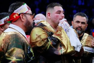 Andy Ruiz Jr and trainer part ways