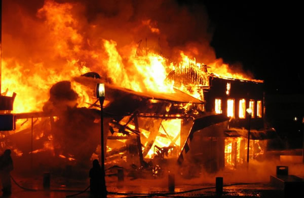 Landlord sets tenant ablaze due to rent in Calabar