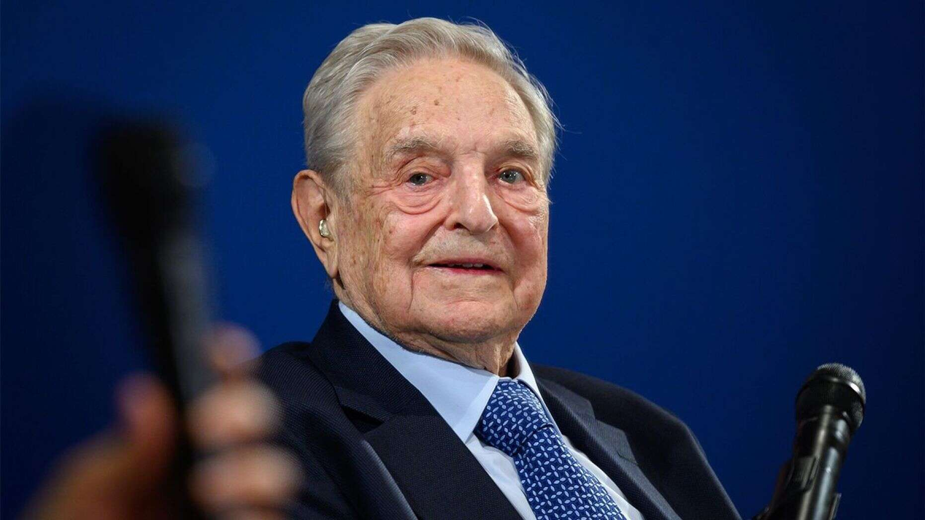 Facebook secretly working to re-elect Donald Trump – George Soros